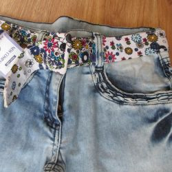 Turkey jeans new 3 pieces