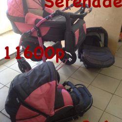 Коляска Teddy Serenade 3в1