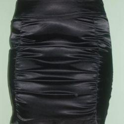 σατέν φούστα p 48 (νέο)