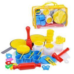 Дитячий набір посуду 52 предмета