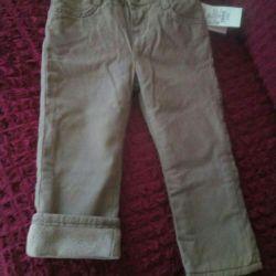 Jeans GJ (Fleece) New