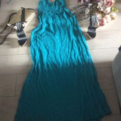 Dress in the floor chic, brands from 500 p do1500