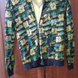 Sports jacket with a hood raz.46-48