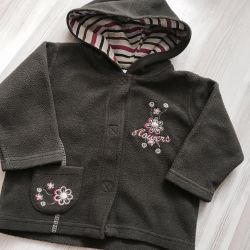 Jacket fleece 1-2 years