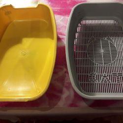 WC nou pentru pisici