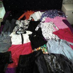 Красива одяг для дівчини. Все по 100 руб.