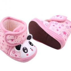 Baby booties -