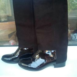 Boots demi-sezon naturalka!