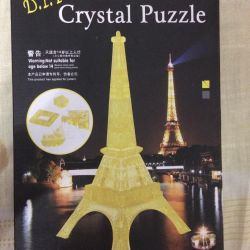 Crystal puzzle puzzle