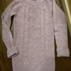 платье (туника,  кофточка)  на 42