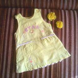 Φόρεμα 74-80cm.