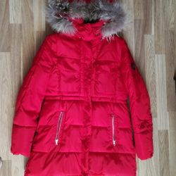 Winter down jacket (ideal for pregnant women)