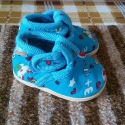 Selling malchukovye house, slippers orthopedic