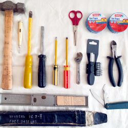 Tool set 22 positions from the USSR