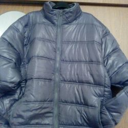 Jacket man. New winter 54-56