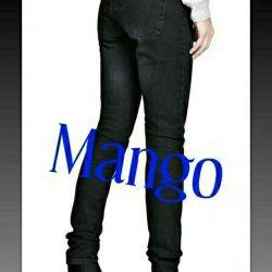 Джинсы Mango