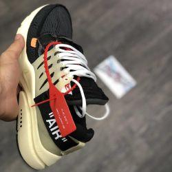 Nike Air Presto x Pantofi de culoare albă
