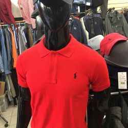 Polo cămașă Ralph Lauren Polo new.Red