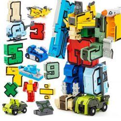 Роботы трансформеры MEGAbot, трансботы набор