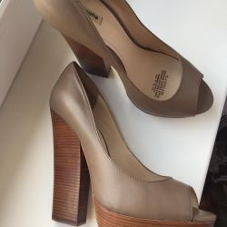 Leather shoes Mascotte 37 r new