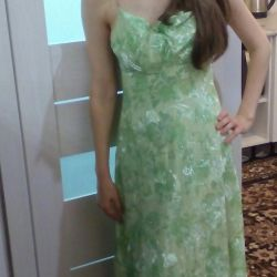 Tatil için elbise