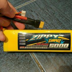 ZIPPY 3S 25C Lipo трохи роздутий