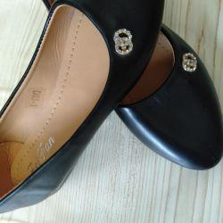 Παπούτσια μπαλέτου νέα p38.41