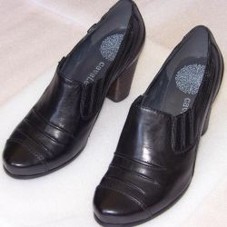 Low shoes Cavaletto leather 36-40