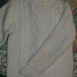 Sweater for boy 146