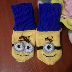 New socks for kids