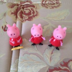 Peppa Pig Toy - Figures