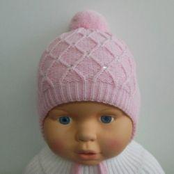Caps autumn / winter for newborns