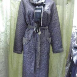 Vanzare !!! Coat clasic. Cald.