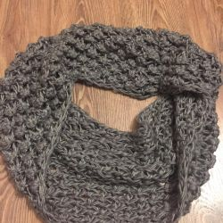 I will sell a scarf a collar