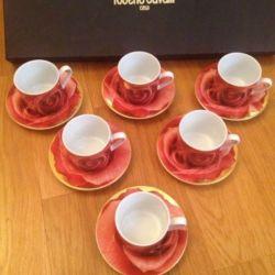 Set de cafea ROBERTO CAVALLI