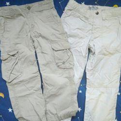 Pants 98 cm.