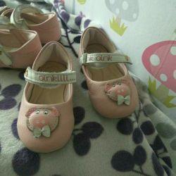 Bebek ayakkabıları didi