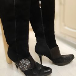Stiletto Heel Boots