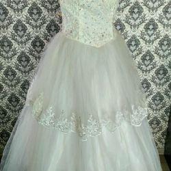 Rochie de mireasă nouă.