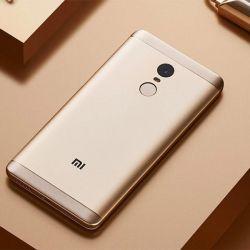 Xiaomi Redmi Note 4x gold