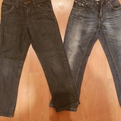 Jeans 128 height
