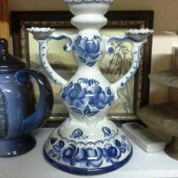 Totul pentru interior, ceramică, lut
