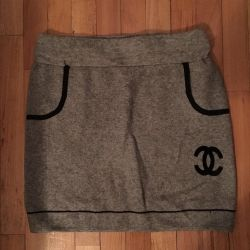 Chanel skirt replica