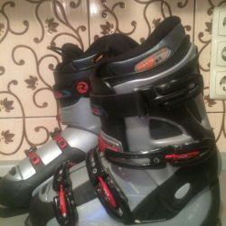 Ski boots Rossignol, size 26,5 (41-42)