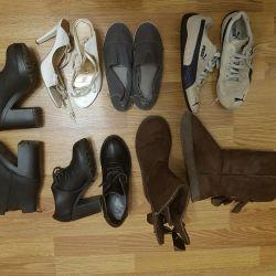 Footwear 38r