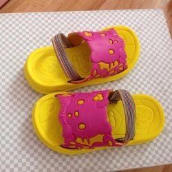 Slippers, shale 25 size