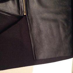 😍Pimkie leather skirt New France 🇫🇷