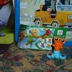 Kinder surprise - lot 4 (kinder)