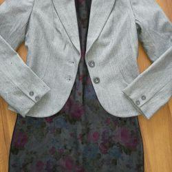 Σετ, κοστούμι, σακάκι + φόρεμα