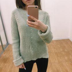 H & M kazağı. yeni